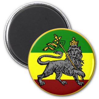 Imán del león de Rasta