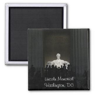 Imán del Lincoln memorial