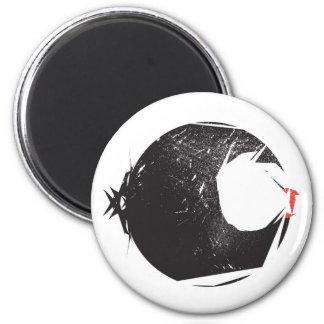 Imán del logotipo de Codak