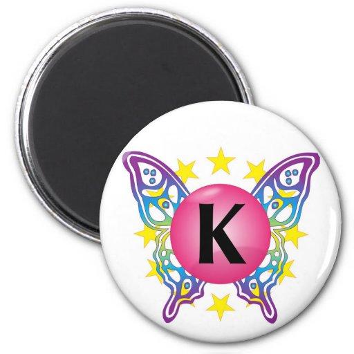 """Imán del logotipo de """"K"""""""