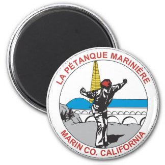 Imán del logotipo de la LPM