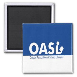 Imán del logotipo de OASL