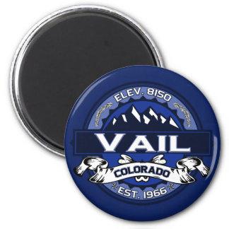 Imán del logotipo de Vail