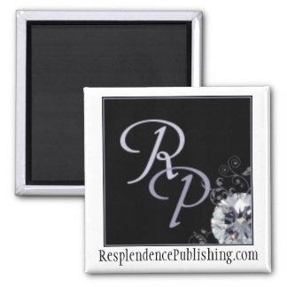 Imán del logotipo del RP