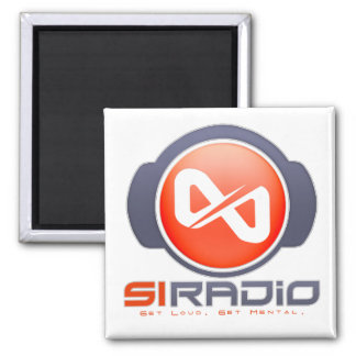 Imán del logotipo del SI