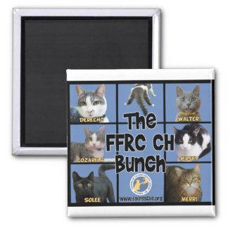 Imán del manojo de FFRC CH