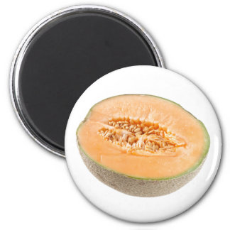 Imán del melón del cantalupo