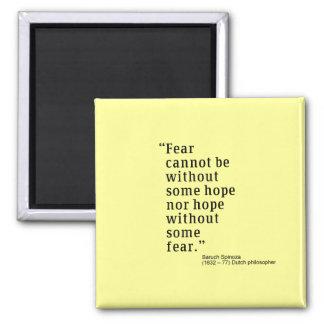 Imán del miedo