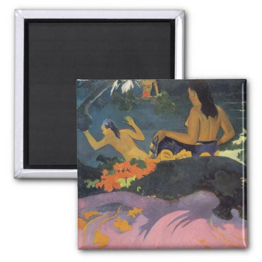 """Imán del Miti"" - Paul Gauguin de Fatata Te"