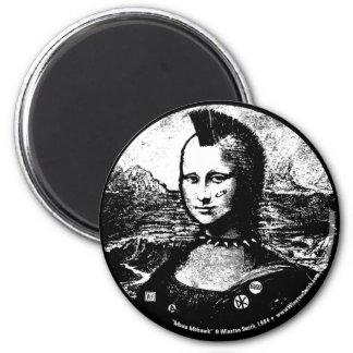 Imán del Mohawk de Mona