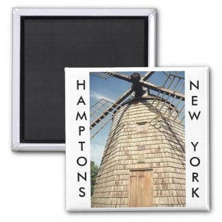 Imán del molino de viento de Hamptons