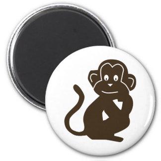 Imán del mono