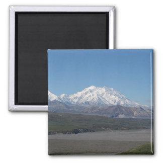 Imán del monte McKinley del parque nacional de Ala
