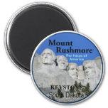 Imán del monte Rushmore