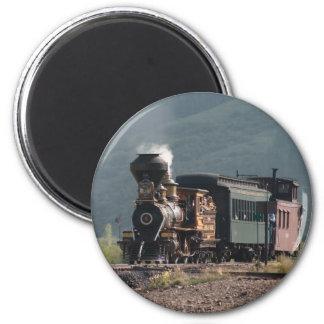 Imán del motor de vapor