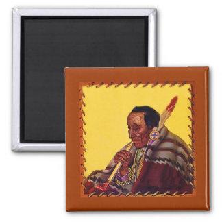 Imán del nativo americano