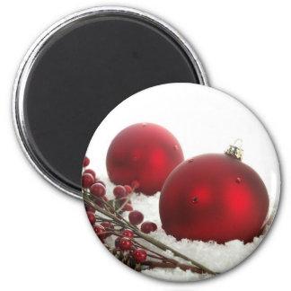 Imán del navidad