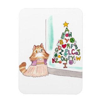 Imán del navidad de Sophie