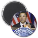 Imán del nivel 4 de Obama
