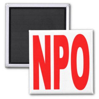 Imán del NPO
