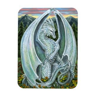Imán del ópalo del premio del dragón