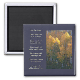 """Imán del otoño del poema del amor de """"una más"""