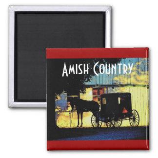Imán del país de Amish