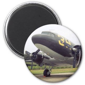 Imán del pájaro de C-47/DC-3 Gooney