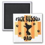 Imán del papá de Jack Russell