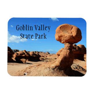 Imán del parque de estado del valle del Goblin