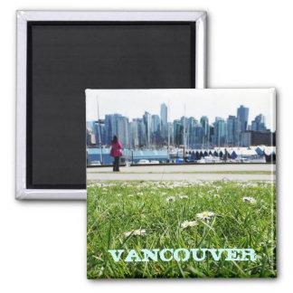 Imán del parque de Vancouver Stanley