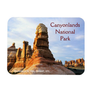 Imán del parque nacional de Canyonlands