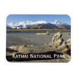 Imán del parque nacional de Katmai