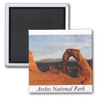 Imán del parque nacional de los arcos