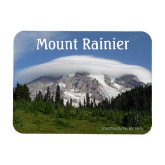 Imán del parque nacional del Monte Rainier