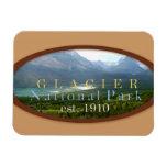 IMÁN del Parque Nacional Glacier