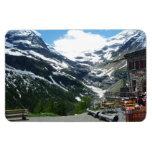 Imán del paso de Suiza Bernina