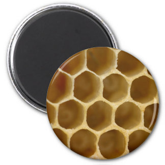 Imán del peine de la miel