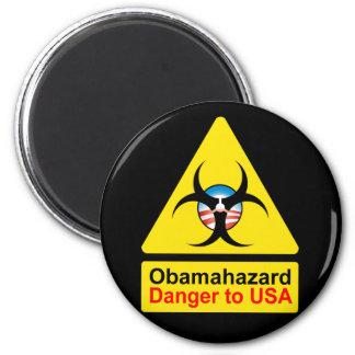 Imán del peligro de Obama