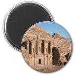 Imán del Petra Jordania