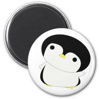 Imán del pingüino del bebé de Kawaii