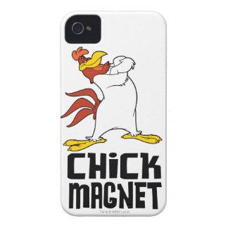 Imán del polluelo Case-Mate iPhone 4 carcasa