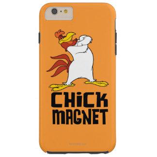 Imán del polluelo funda para iPhone 6 plus tough