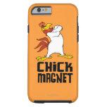 Imán del polluelo funda resistente iPhone 6