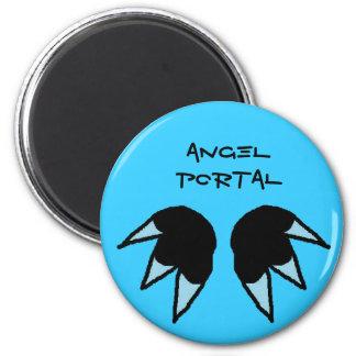 Imán del portal del ala del ángel