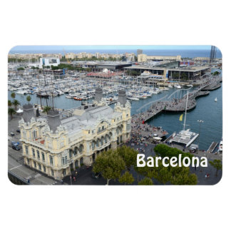 Imán del premio de Barcelona, España