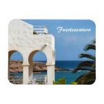 Imán del premio de Fuerteventura