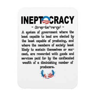 Imán del premio de Ineptocracy de la administració
