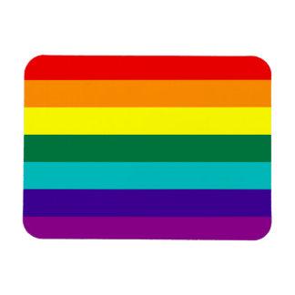 Imán del premio de la bandera del orgullo gay del