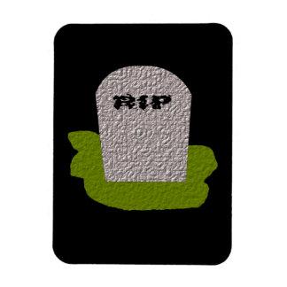 Imán del premio de la piedra sepulcral del RASGÓN